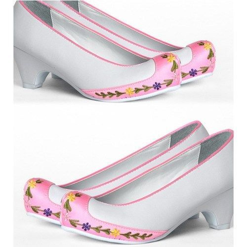 HANBOK SHOES Flower Women Korean traditional girl dress wedding Bride Flower #FairyCloset #Womenshoes