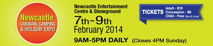 Newcastle camping show