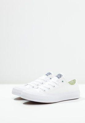 Converse CHUCK TAYLOR ALL STAR II - Baskets basses - white - ZALANDO.FR