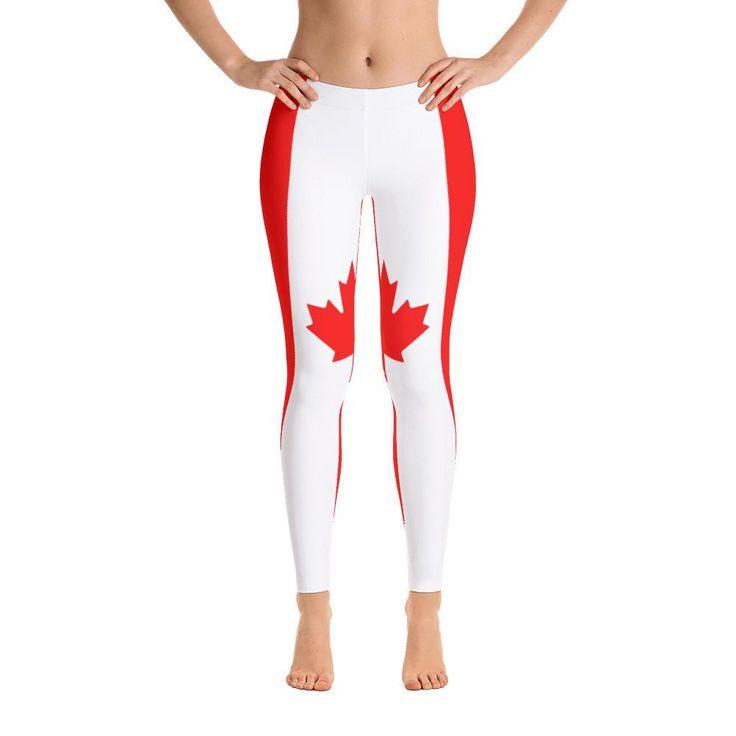 Oh Canada Leggings