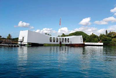 Pearl Harbor - My grandfather was aboard the USS Tennessee during the attack. He never could recount the story without being moved to tears.
