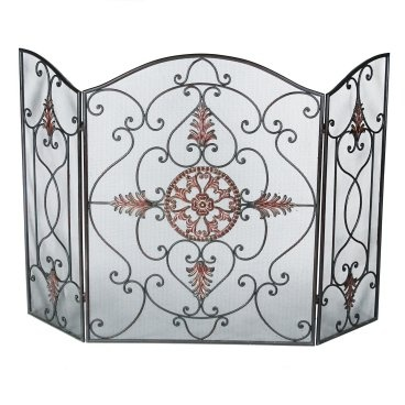 17 Best Images About Fireplace Screens On Pinterest Pewter Stained Glass Fireplace Screen And