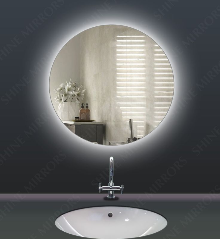 25 Best Ideas About Mirror With Led Lights On Pinterest