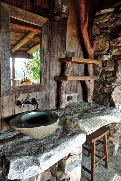 Más de 1000 ideas sobre cocinas para cabaña rústica en pinterest ...