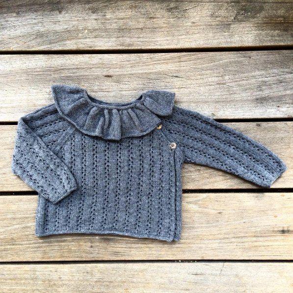 Rabarber-slå-om | knitting for olive