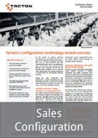 In the world of poultry farming, Vencomatic is, and always has been, a pioneer. Find out how Vencomatic reduced the time to produce customer quotes with 50%. ERP integration gives sales managers direct insight into the margins of a quote and the dealer network can now produce accurate, high quality quotes during sales meetings.