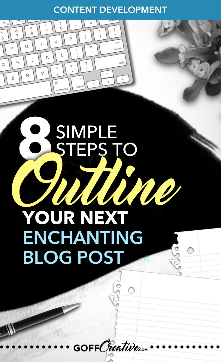 Ever wonder what other bloggers need to write blog posts? Here's my easy post…