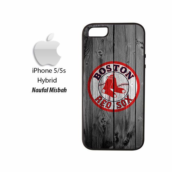 Boston Red Sox Custom iPhone 5/5s HYBRID Case Cover