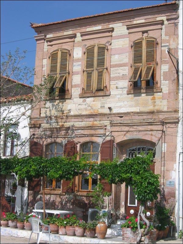 Foça-İzmir-Turkey