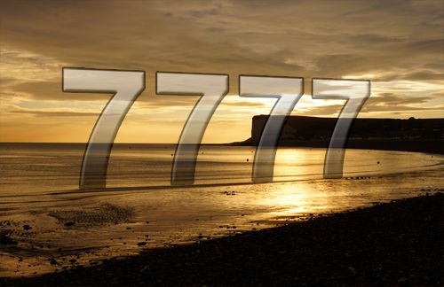 repeating numbers 7777