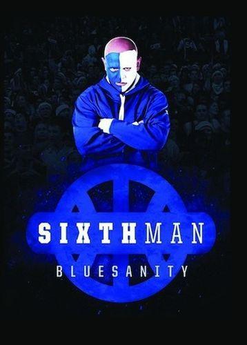 Sixth Man: Bluesanity [DVD] [2016]