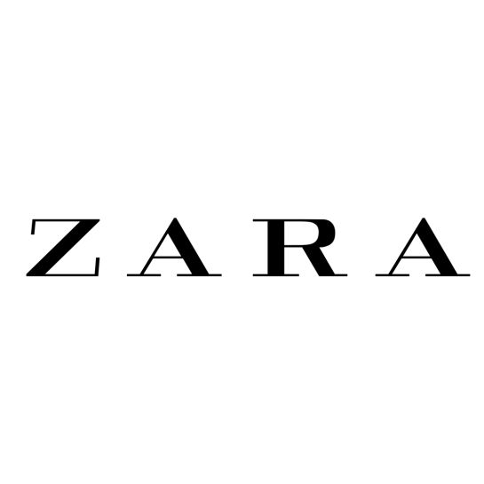 Zara - similar Compass TRF Regular, which is a neoclassical serif font