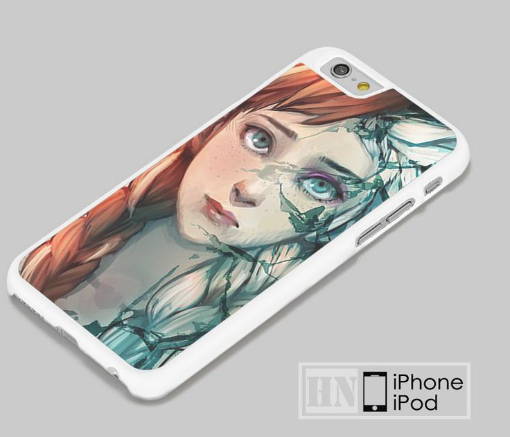 Disney Frozen Face Anna and Elsa iPhone iPod Cases, Samsung Cases, HTC one Cases, LG Cases