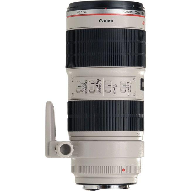 Объектив Canon EF 70-200 f/2.8L IS II USM  ―  Fotofishka.ru - интернет магазин фототехники