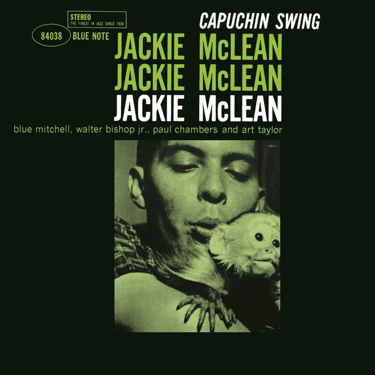 Jackie McLean; Blue Mitchell; Walter Bishop Jr.; Paul Chambers; Art Taylor, Capuchin Swing in High-Resolution Audio - ProStudioMasters