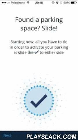 Cellopark Australia  Android App - playslack.com ,  DescriptionCellOPark is the most convenient and lowest-cost parking payment app for your smartphone. With more users than any other parking app in Australia and still FREE with no strings attached, you will pay no more to use CellOPark and never touch a pay machine again. • Winner of the International Parking Institute 2014 award for merit in innovation • 2015 Winner of the Parking Australia Innovation award• Start and stop parking from the…