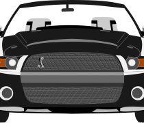 Free Download Gambar Mobil Mustang Sports Car, Automobile Vehicle Wallpaper Full