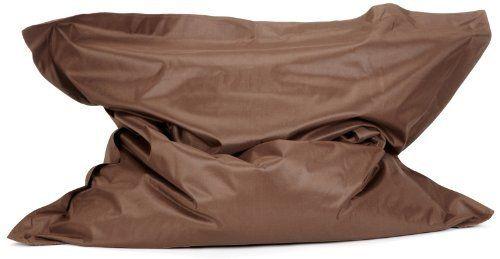Riesensitzsack 140x180 cm, dunkelbraun von Kinzler, für Ma?