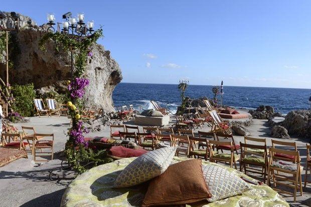 Dolce & Gabbana transforma Capri      (Foto: Divulgação)