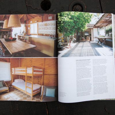 "Escape to Dickebusch, featured in ""SPACES"" « Koskela"