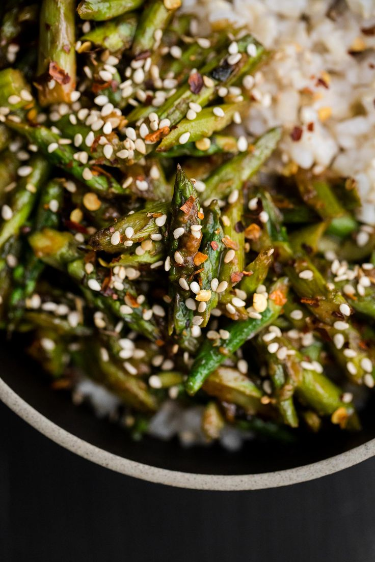 how to cook asparagus for stir fry