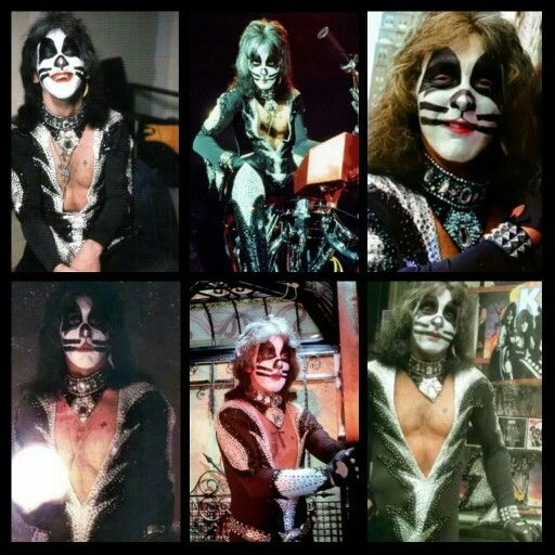 Kiss Without Their Makeup: 255 Best Images About KISS On Pinterest