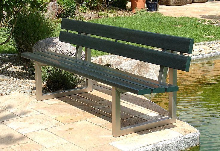 CONTI Parkbanksysteme - Parkbänke und Gartenbänke