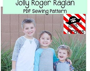 Patterns for Pirates by PatternsforPirates on Etsy