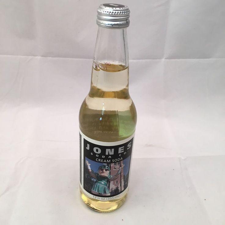 Jones Soda Cream Soda special bottle Michigan State Spartans MSU Sparty 2005  | eBay