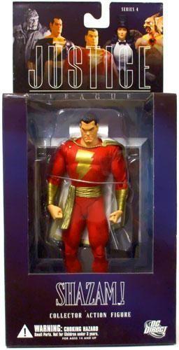 DC Alex Ross Justice League Series 4 Shazam! Action Figure