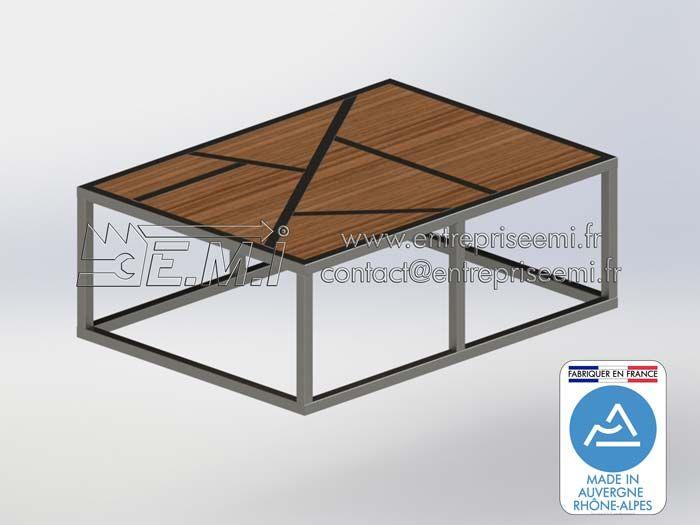 17 meilleures id es propos de pied table basse sur pinterest pied table - Table basse design 3 pieds ...