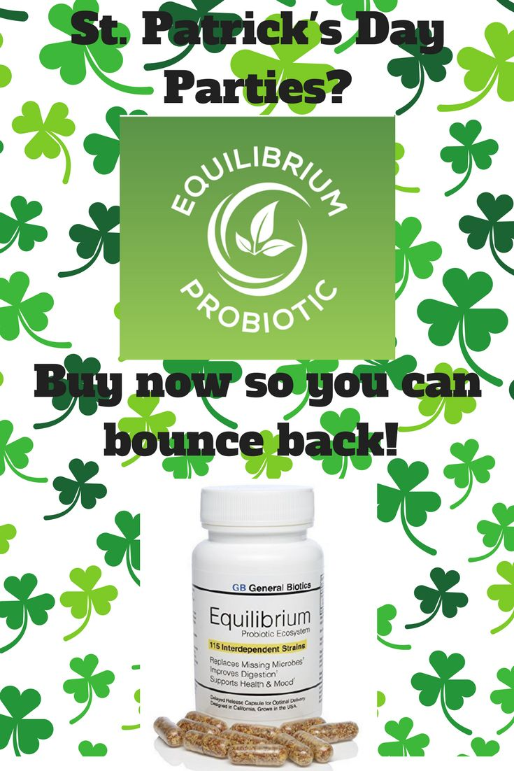 St. Patrick's Day | St. Patrick's Day food | St. Patrick's Day party | Probiotic Supplement Best | Probiotic Supplement benefits | health and wellness | body cleanse | gut health diet | digestive health | probiotic food | gut health improve | gut health restoring | gut health diet | digestive cleanse | digestive issues | gut cleanse | body goals | Equilibrium Probiotic Store