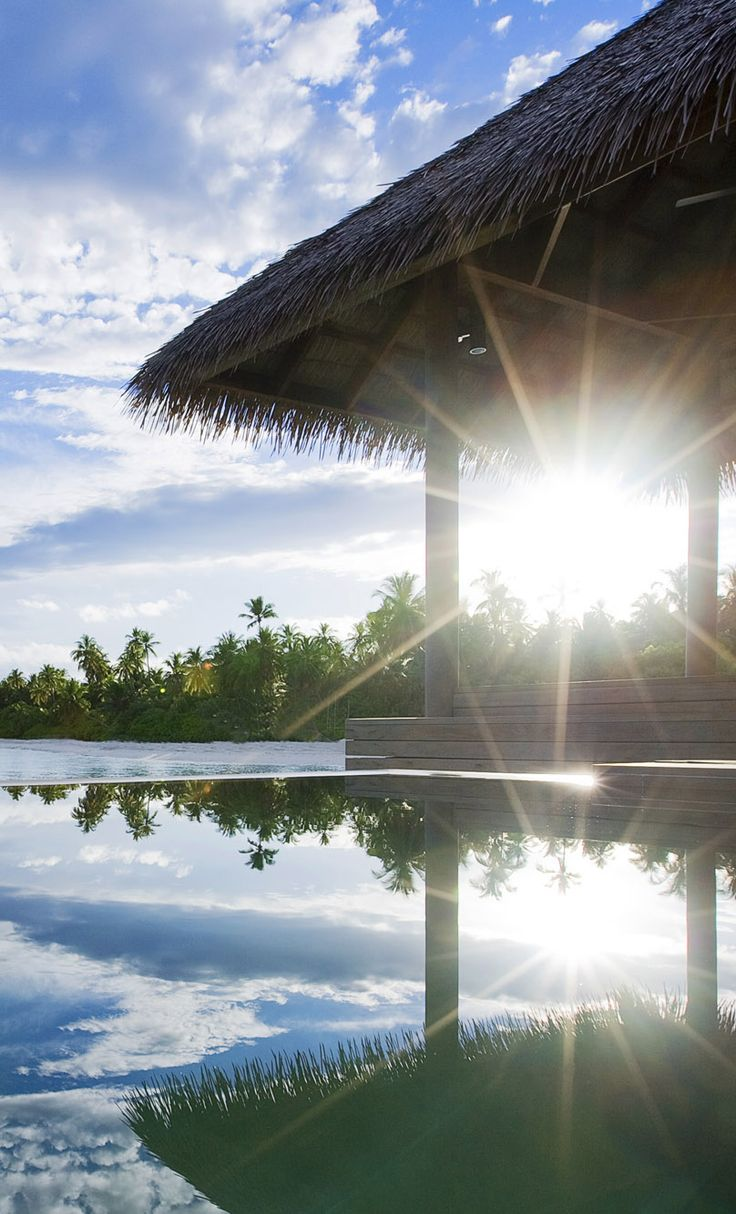 Integrate an active lifestyle into your luxury wellness retreat at Maalifushi in the Maldives. Indulge with holistic spa treatments and relax on the unspoiled, white sandy beaches.