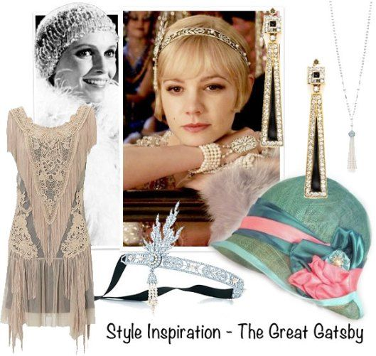 The Great Gatsby - Style Inspiration