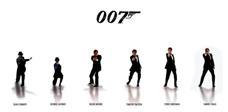 50 years of bond barrel gun james bond 007 pinterest - 007 wallpaper 4k ...