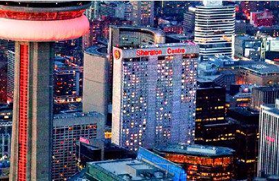Sheraton Centre Toronto Hotel Location of our 54th Annual Scientific Meeting in Canada.  Held Novembe 3-8, 2006