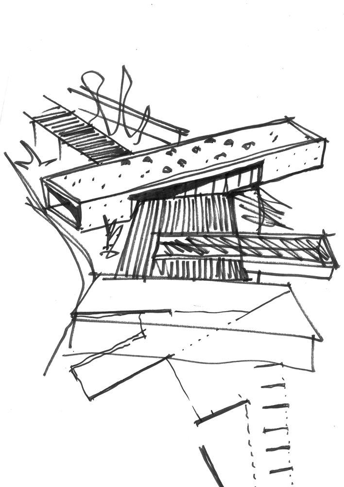 Galeria de BAR/PISCINA/GALERIA / BCMF Arquitetos + MACh Arquitetos - 35