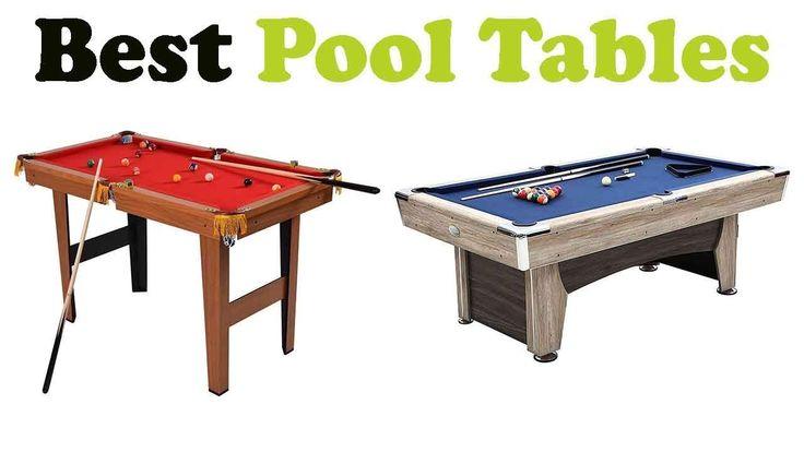 5 Best Pool Tables 2018 – Top 5 Pool Tables Reviews
