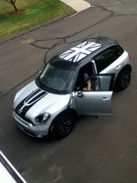 My Cool Mini Cooper Countryman