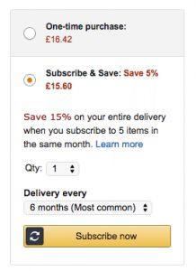Amazon Bargain Finder