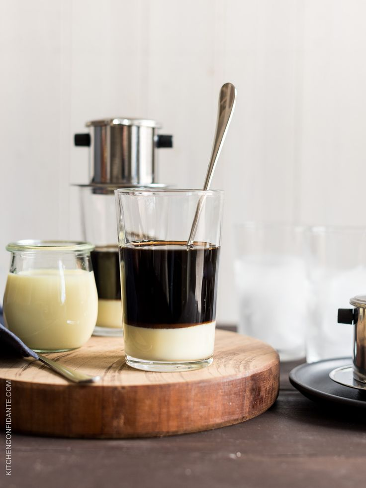 Traditional Vietnamese Iced Coffee | Kitchen Confidante