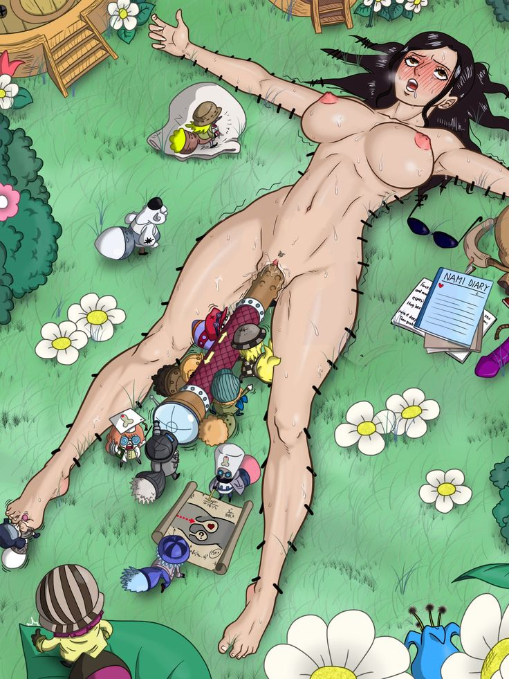 Stunning lady one piece hentai hot girls now know
