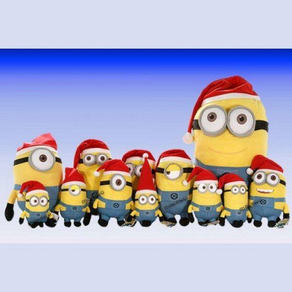 35 besten minions weihnachten bilder auf pinterest merry. Black Bedroom Furniture Sets. Home Design Ideas