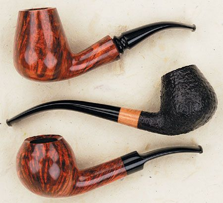 Georgetown Pipes - Erik Nording Pipes - Dunhill Pipes - George ...