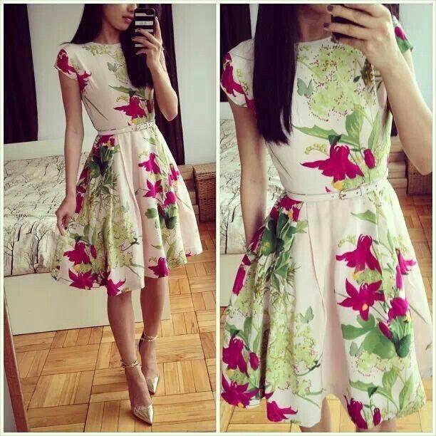Image result for spring summer wedding guest dresses