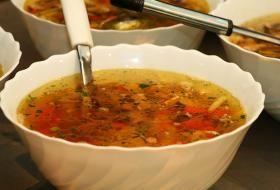 Jak udělat zavářky do polévek