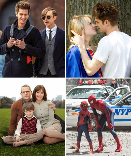 Sebelum nonton #SpiderManHomecoming udah nonton film #Spiderman yang ini kan?  #movie #review #bahasa The Amazing Spider-Man 2