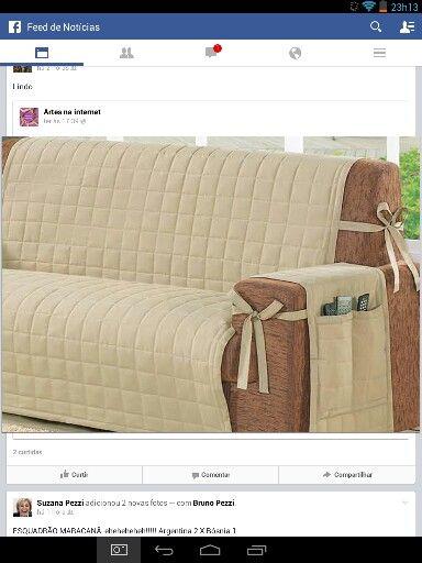 Capa de sofá                                                                                                                                                     More