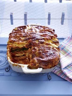 Lachs-Mangold-Lasagne