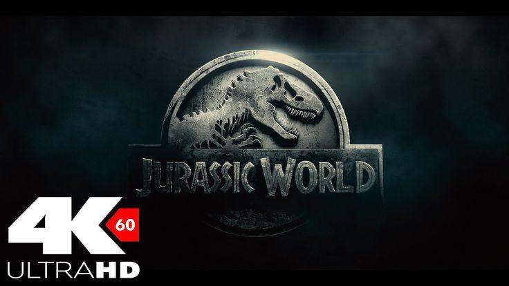 Jurassic World - Official Trailer (2015) 4K ULTRA HD 2160p 60fps